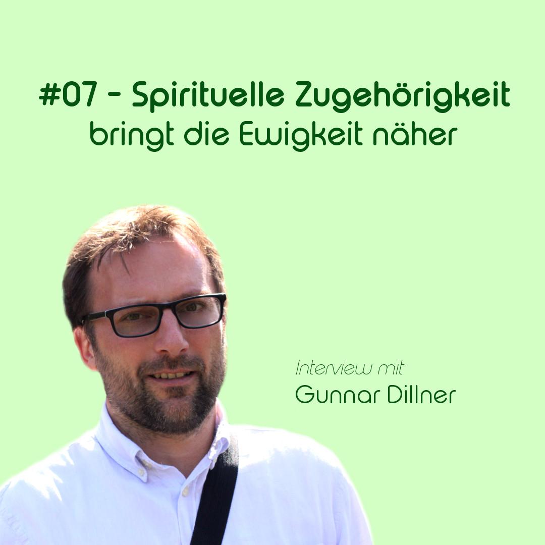 Spirituelle Zugehörigkeit bringt die Ewigkeit näher - mit Marc Gunnar Dillner